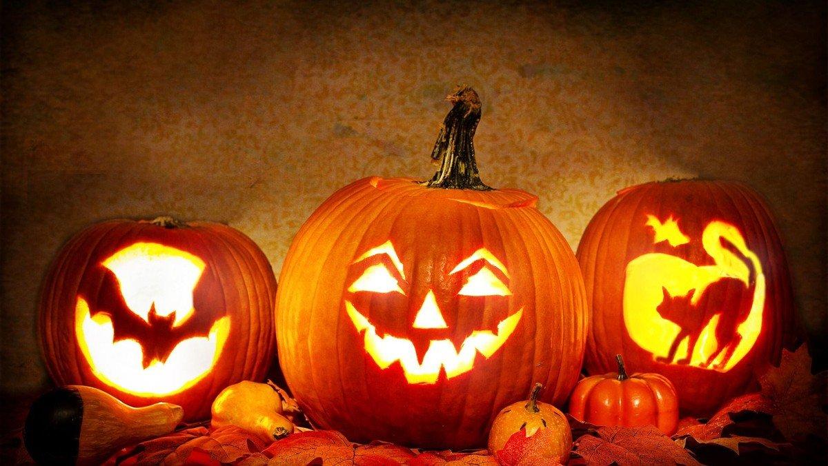 Halloween for børn og deres familier