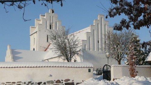 Gudstjeneste første søndag i advent Karlslunde Kirke