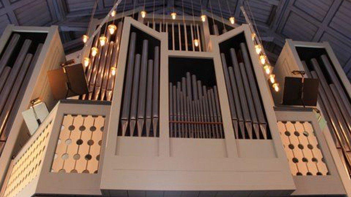 Orgelmatiné. Værker af Langgaard, Mozart, Eberlin, Buxtehude, PBL