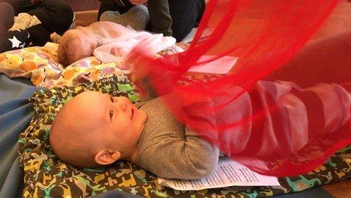 Babysalmesang (opstart)