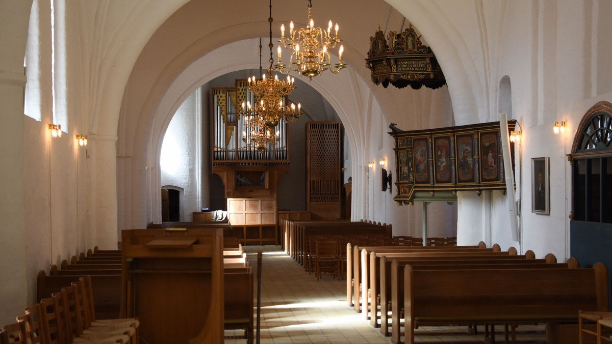 Søndag 17. 20. s.e. Trinitatis