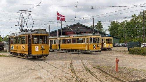 Sogneudflugt til Sporvejsmuseet Skjoldenæsholm