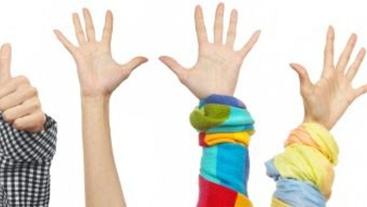 Flittige Hænder i Spejderfløjen
