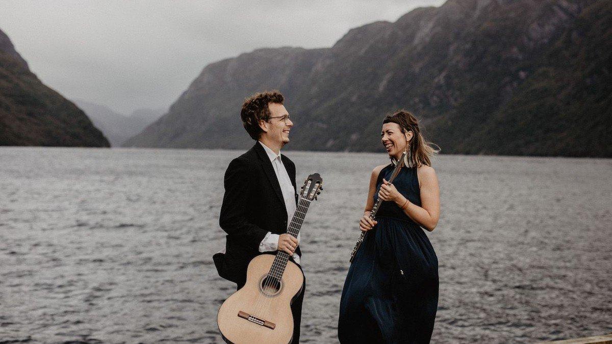 Koncert med Villén og Sjølin