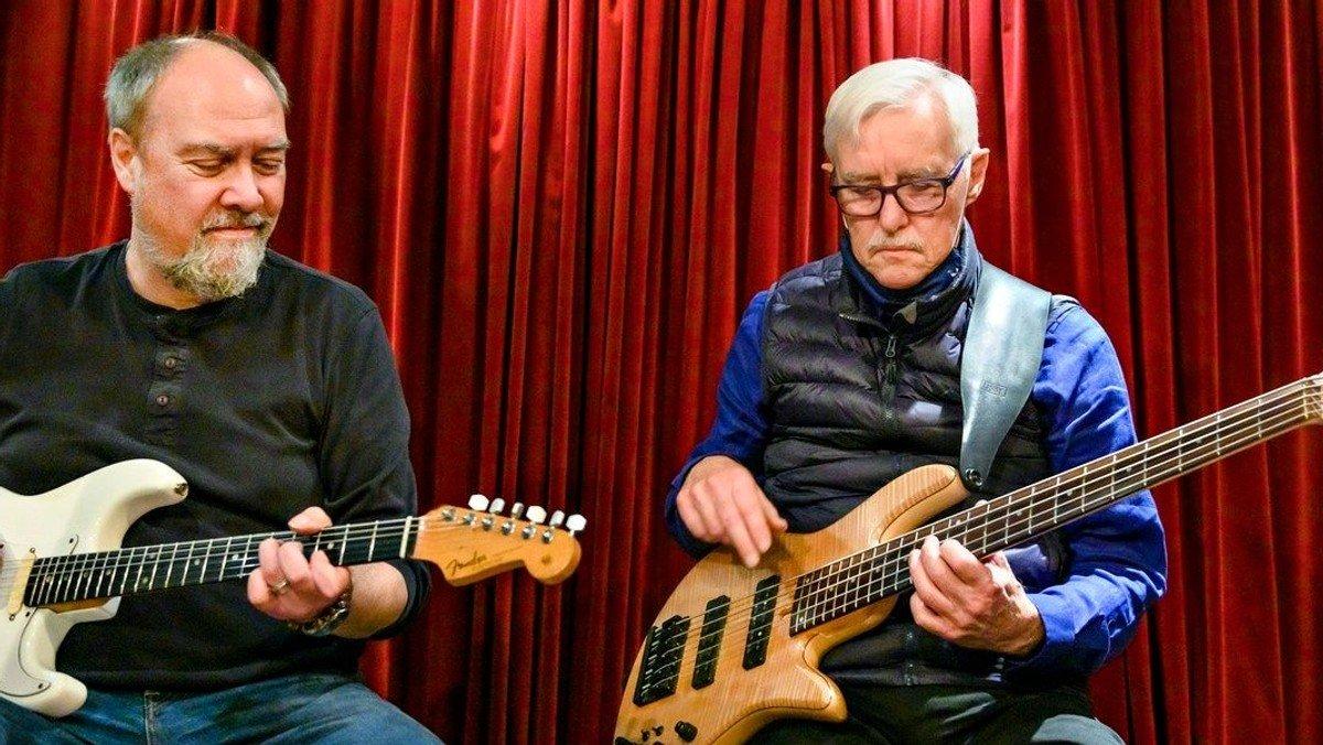 Koncert med med Bo Stief og Poul Halberg