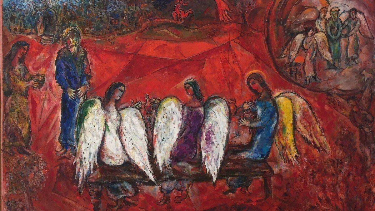 Chagall og Bibelen
