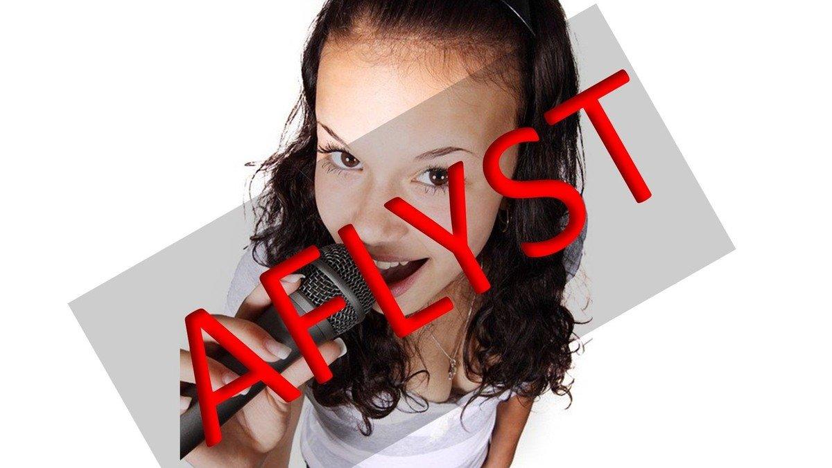 AFLYST !!! Børnekor (3. - 6. klasse)