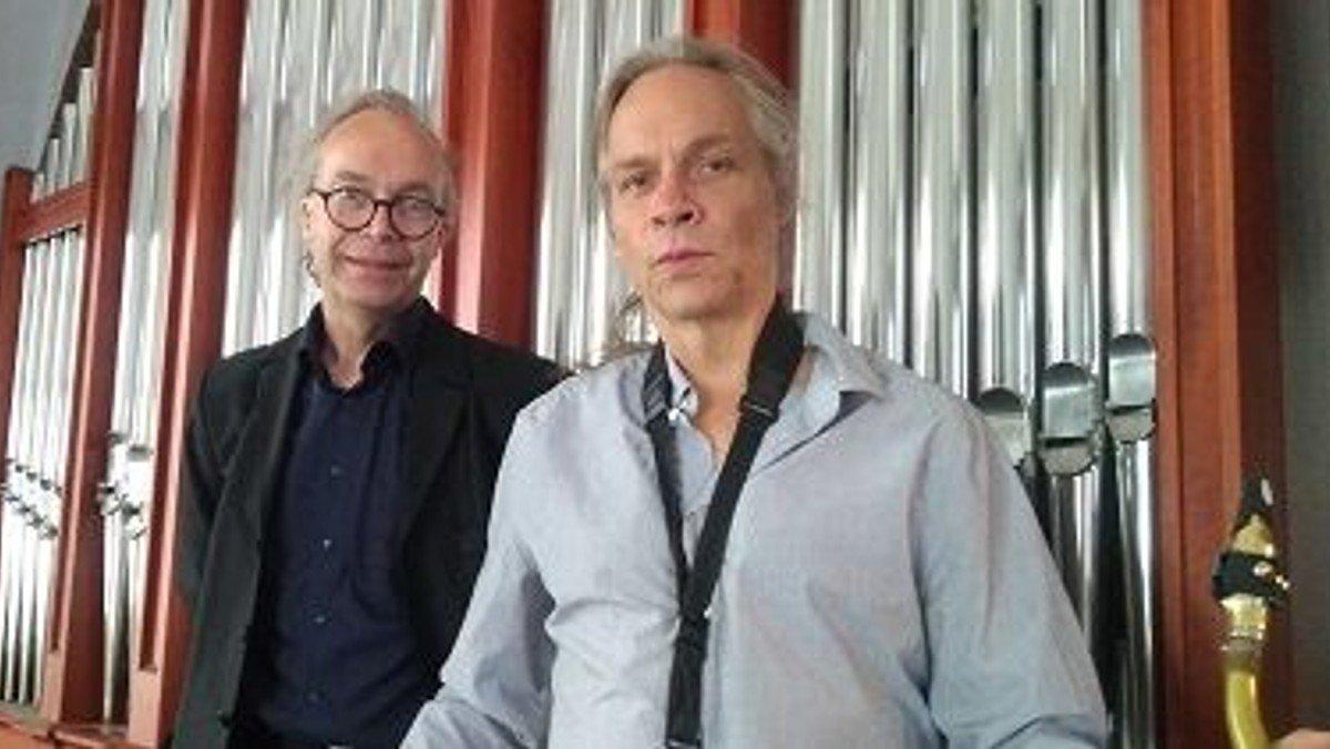Sommerkonzert V 'late' - Orgel und Saxophon im Dialog