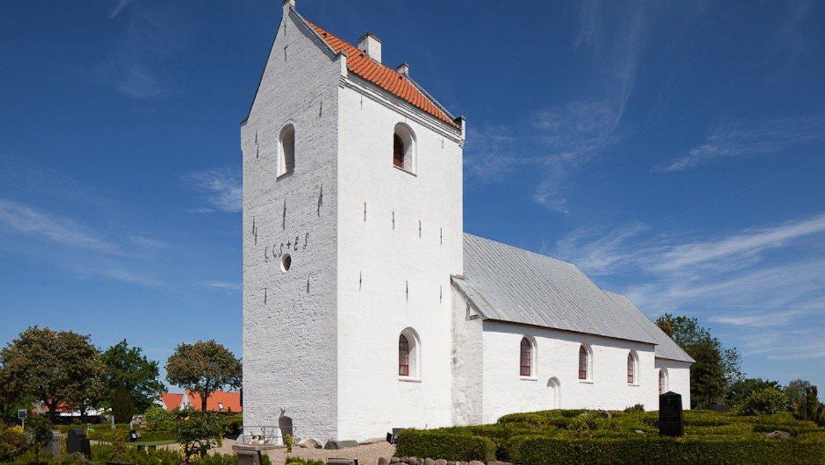 Allehelgensgudstjeneste Storvorde Kirke