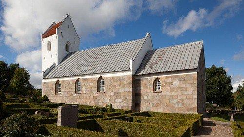 Allehelgensgudstjeneste Sejlflod Kirke