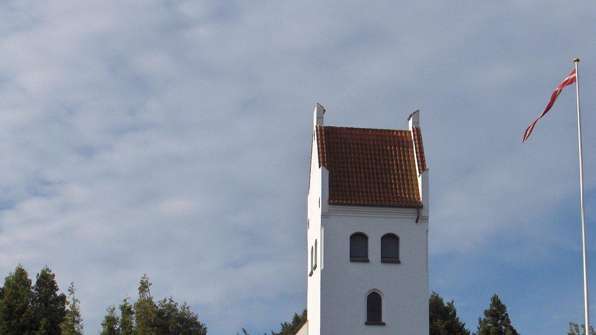 Gudstjeneste i Nivå kirke