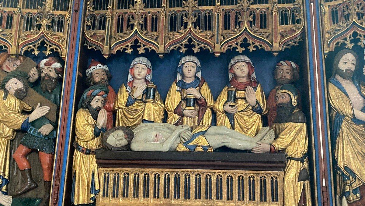 Goldene Konfirmation in St. Urbani