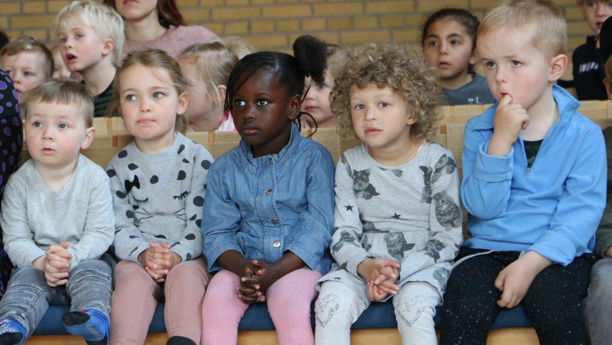 Gudstjenester for børnehaver