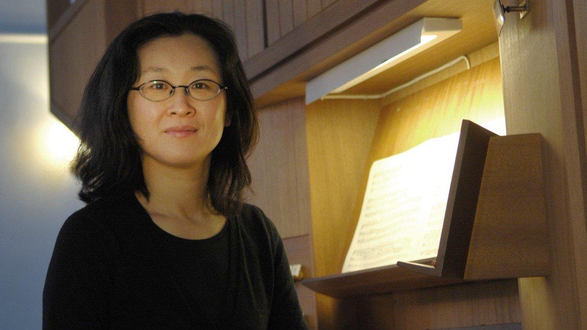 Orgelkoncert v. Aeji Choi