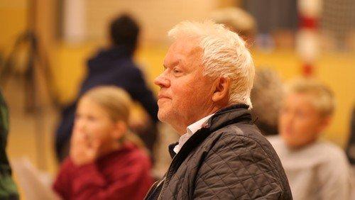 Afskedsgudstjeneste med Knud Munck