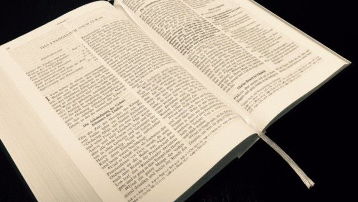"Gesprächsabende ""Fremde Heimat Bibel"""