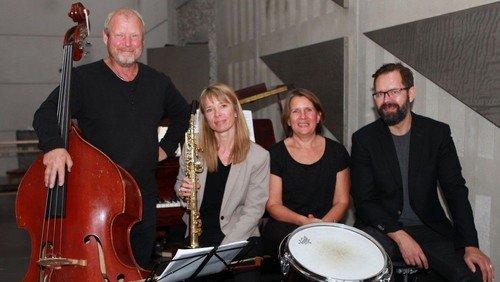 Musikgudstjeneste med Kvartetten Nordtone samt Arden kirkes B/U kor