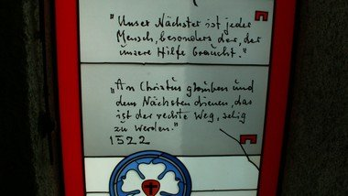 Konfirmation Martin-Luther-Kirche