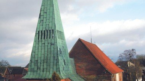 Gottesdienst in Hamberge