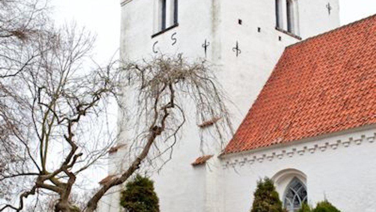Højmesse i Toksværd Kirke