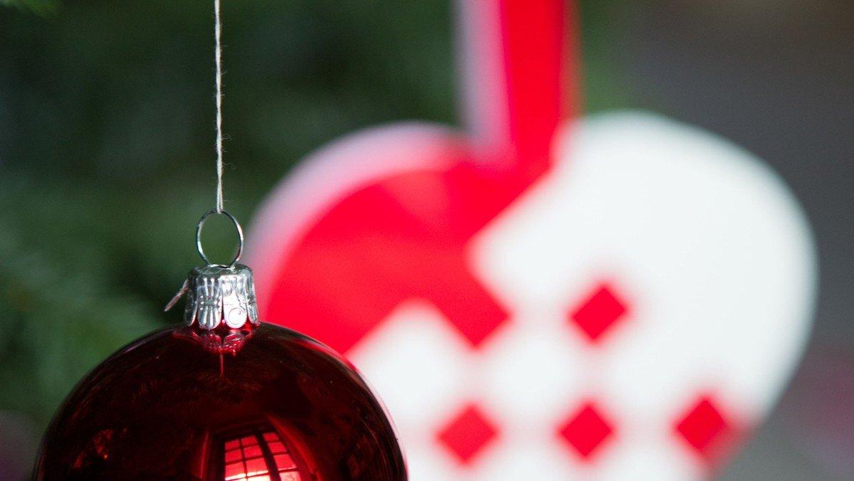 Juledag i Vorning Kirke