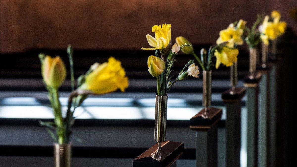 Påskedag i Hammershøj Kirke