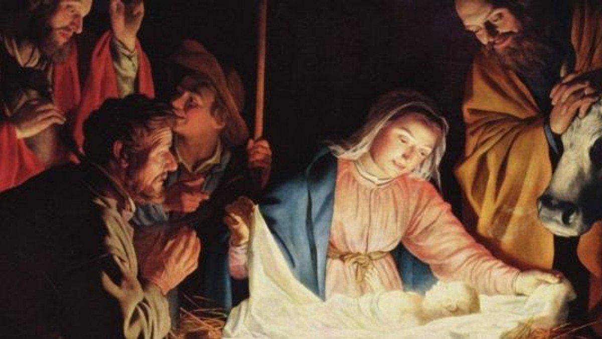 Juleaften i Hammershøj Kirke