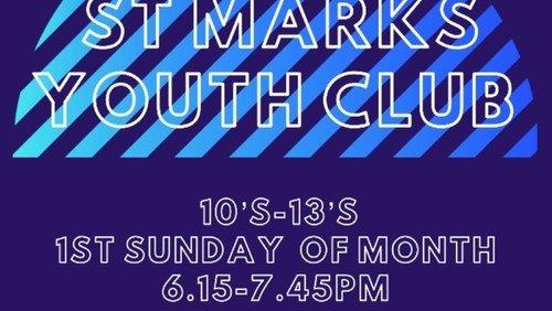 Youth Club (6.15pm - 7.45pm)