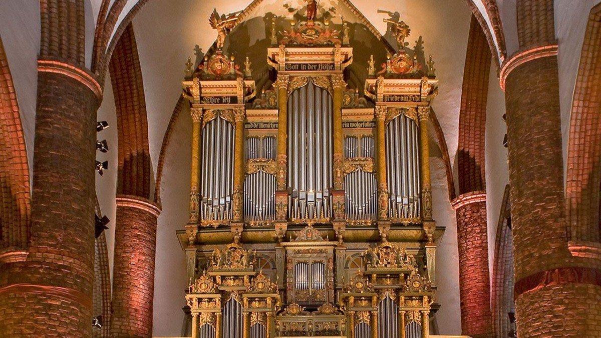 Kleiner Orgelsommer in St. Nikolai