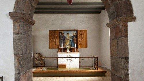 Gudstjeneste m.dåb i Valsgård kirke