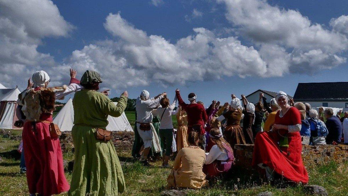 Middelalderdans