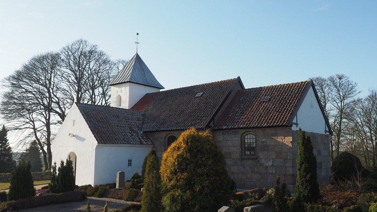 Gudstjeneste i Villersø Kirke