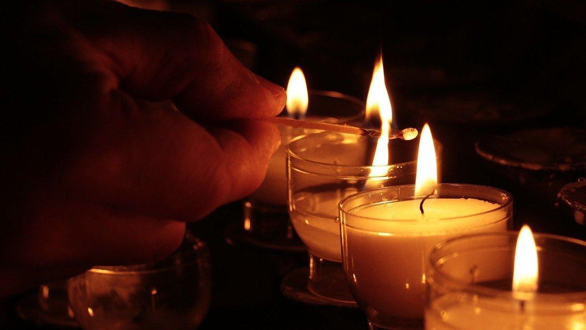 Allehelgensgudstjeneste i Anholt Kirke