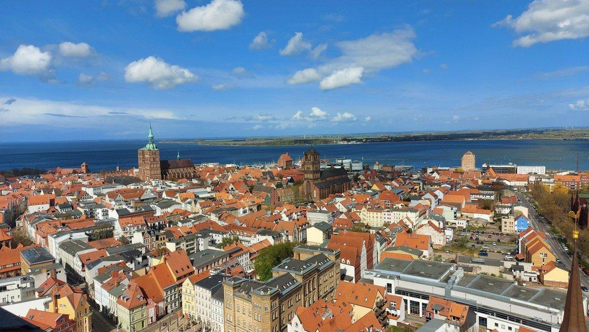 Tagespilger-Tour Stralsund