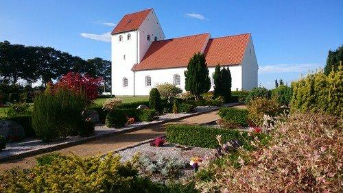 Alle Helgen gudstjeneste i Hampen kirke