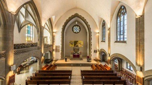 Grunewaldkirche - Ökumenischer Abendgottesdienst zum Reformationstag