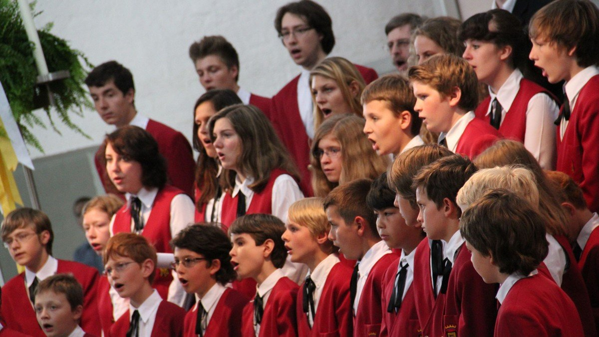 Konzert Junge Chöre München