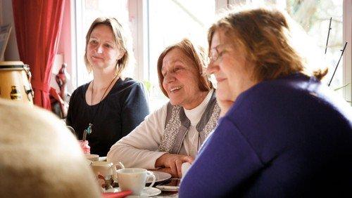Frauenkreis, Thema: Erntedank - Wasser?