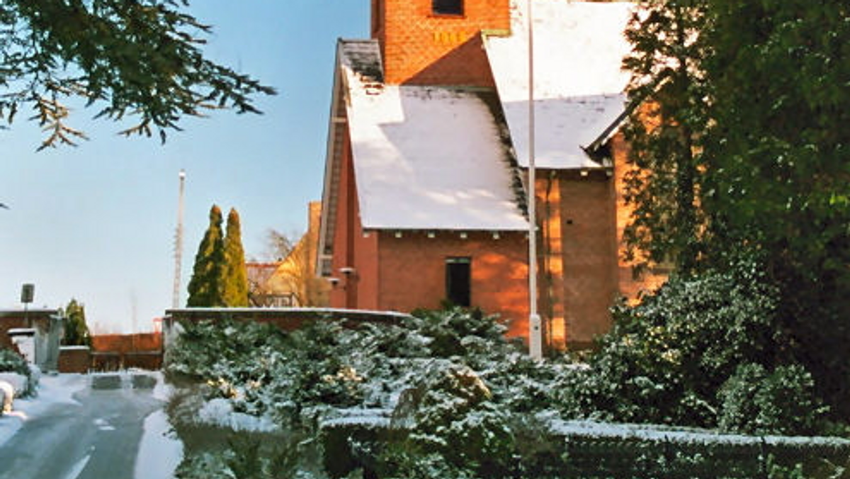 Højmesse i Humlebæk Kirke