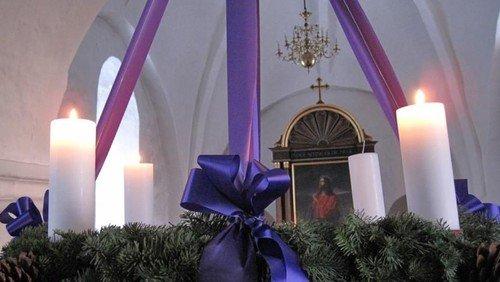 De Ni Læsninger i Nørre Snede Kirke - 3. søndag i advent