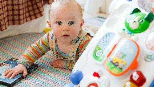 Deutsch für Mütter mit Babys (0-2 Jahre)