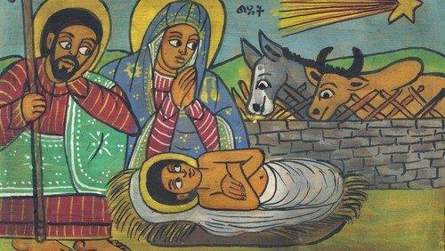 Juleaften i NR. SNEDE kirke