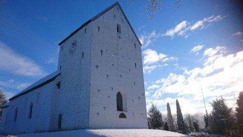 Juledag i NR. SNEDE  kirke
