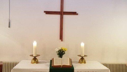 Gottesdienst in der Tabeakirche