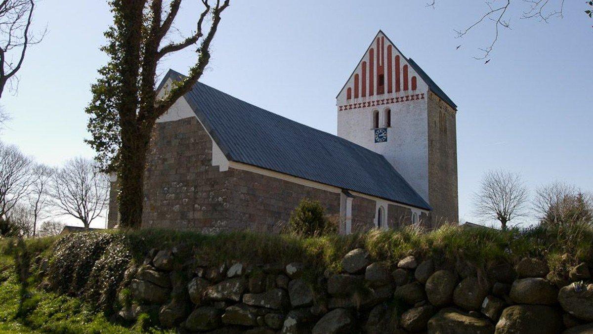 Morgensang i Vrensted kirke
