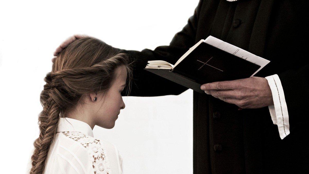 Konfirmation i Rold kirke