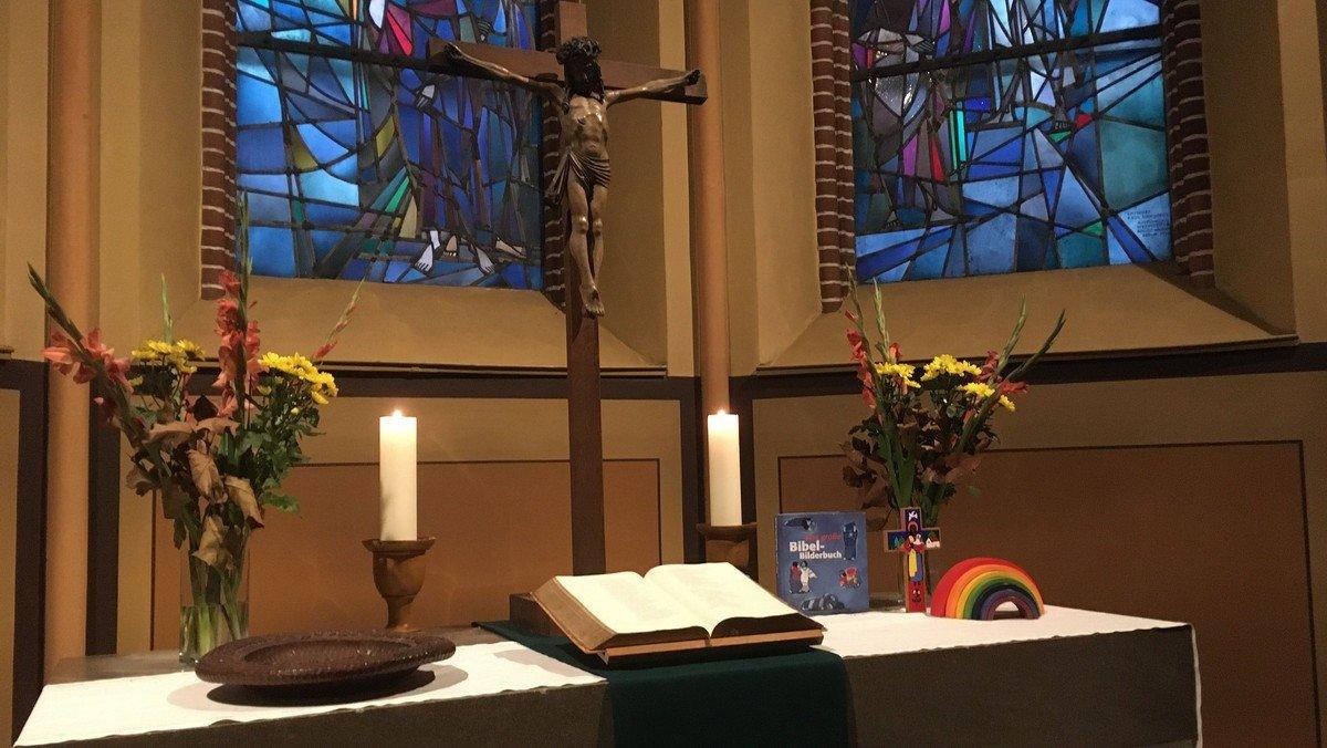 Gottesdienst in der Magdalenenkirche