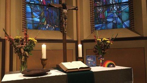 Gottesdienst mit Kindergottesdienst in der Magdalenenkirche