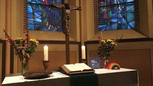 Familien-Gottesdienst in der Magdalenenkirche
