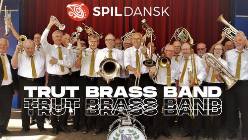 Koncertgudstjeneste med TRUT Brass Band i forbindelse med Spil Dansk Dagen